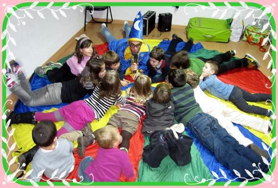 Animadores infantiles en Alicante a domicilio
