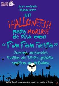 Fiesta infantil halloween Alicante