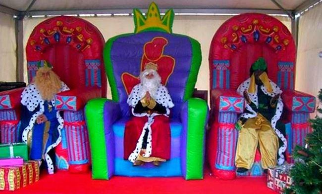 Fiestas infantiles Navidad en Alicante