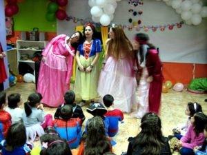 Fiestas de carnaval en Alicante