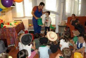 Fiestas cumpleaños infantiles Alicante.