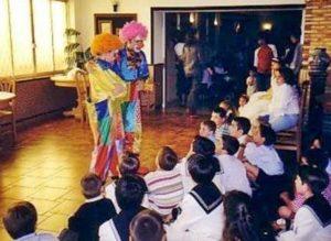 Fiestas de cumpleaños infantiles Alicante