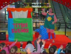 Fiestas de cumpleaños infantiles en Alicante