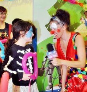 Payasos para cumpleaños en Alicante