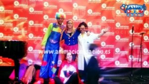 animadores de fiestas infantiles en Alicante