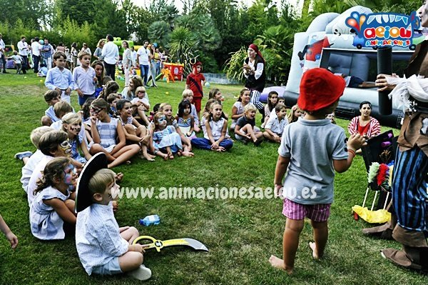 fiestas infantiles en Alicante