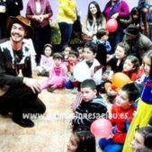 Fiestas cumpleaños infantiles en Elche.