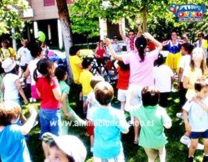 Fiestas de cumpleaños infantiles Elche