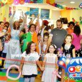 animadores para fiestas de cumpleaños infantiles Elche