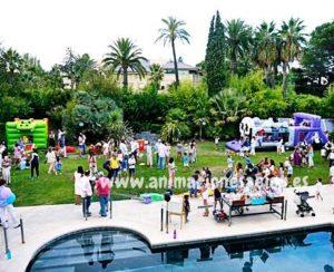 Fiestas temáticas en Alicante