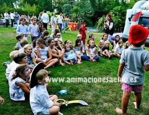 Fiestas temáticas en Alicante.