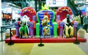 Fiestas de navidad para niños en Alicante