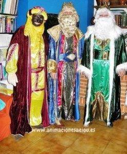 Reyes Magos en casa en Alicante