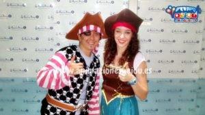 Animadores, magos y payasos en Alicante a domicilio