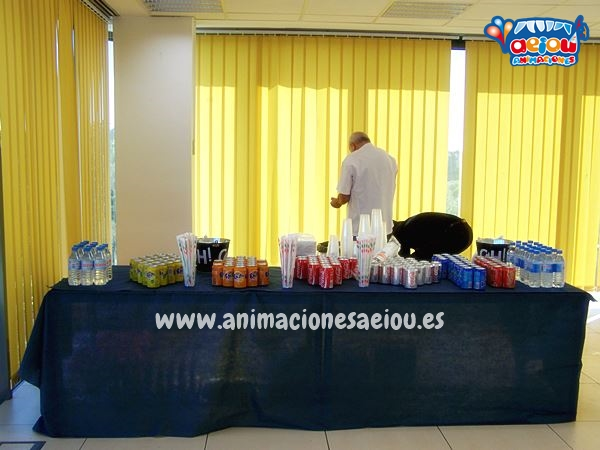 Catering para cumpleaños infantiles en Alicante