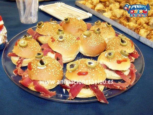 Catering para fiestas infantiles en Alicante