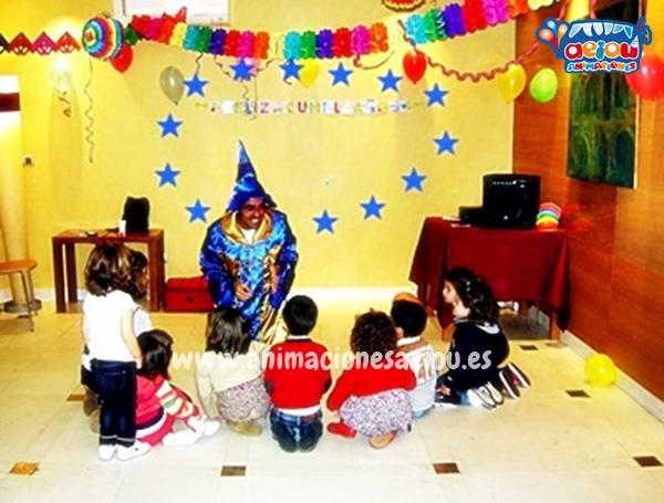 Animación de cumpleaños infantiles en Calpe