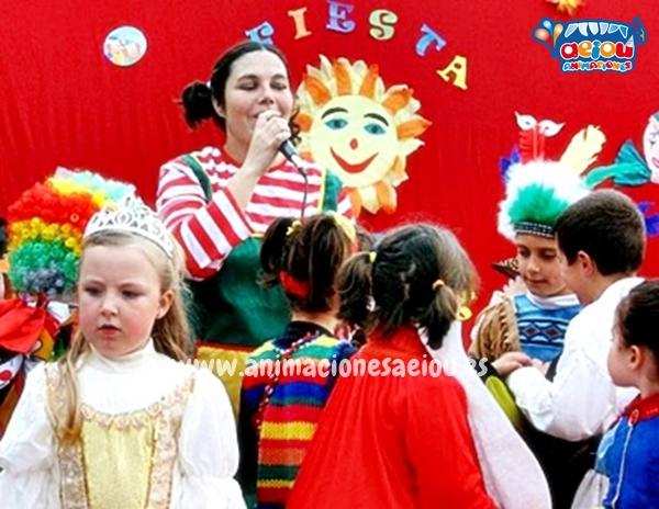 Animación de cumpleaños infantiles en Elda
