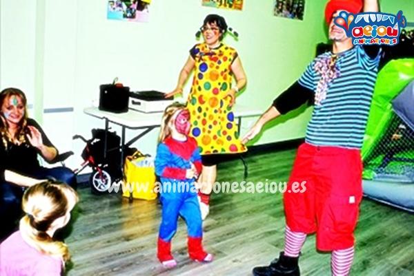 Animación para fiestas de cumpleaños infantiles en San Vicente del Raspeig