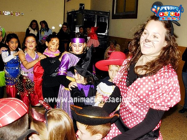 Animación para fiestas de cumpleaños infantiles en Villena