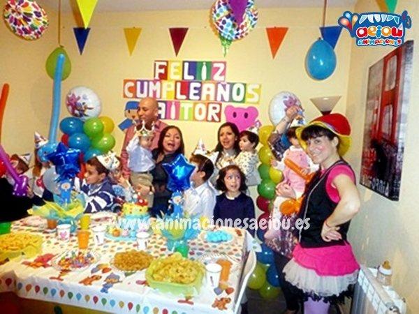 Animaciones de Fiestas Infantiles en El Campello