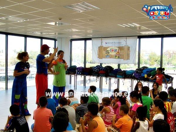 Animaciones de Fiestas Infantiles en Santa Pola