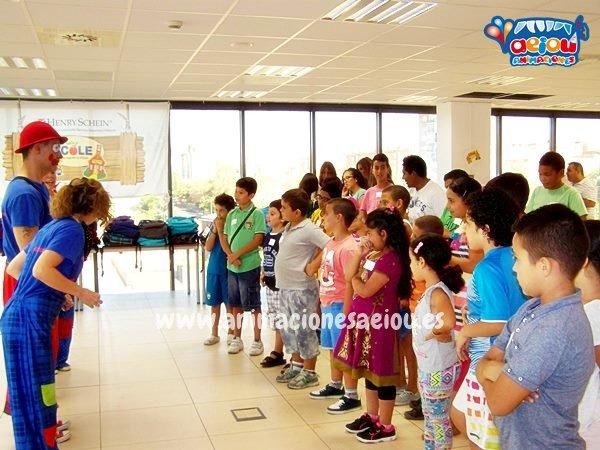 Animaciones de Fiestas Infantiles en Villajoyosa
