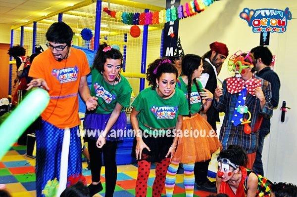 Animaciones para comuniones en Torrevieja