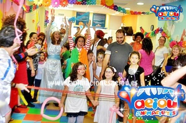 Animaciones para fiestas de cumpleaños infantiles y comuniones en Crevillent