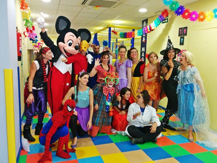Animaciones para fiestas de cumpleaños infantiles y comuniones en Petrer