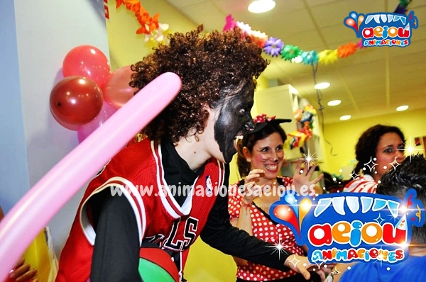La mejor Animación para fiestas de cumpleaños infantiles en Alcoy