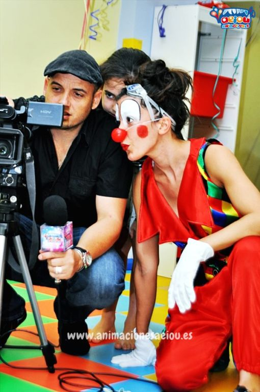 Las fabulosas animaciones para fiestas de cumpleaños infantiles en Torrevieja
