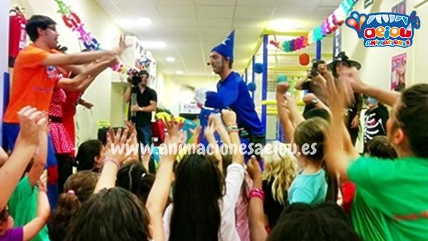 Las mejoresAnimaciones para fiestas de cumpleaños infantiles en Elche