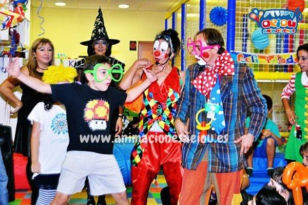 Magos para fiestas infantiles en Denia