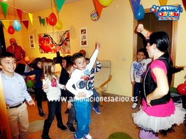 Excelentes animadores de fiestas infantiles en Javea