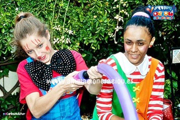 Increibles magos para fiestas infantiles en Javea